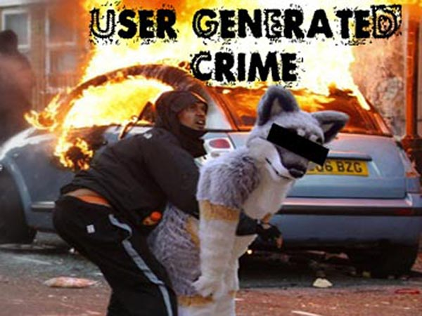 User Generated Crime