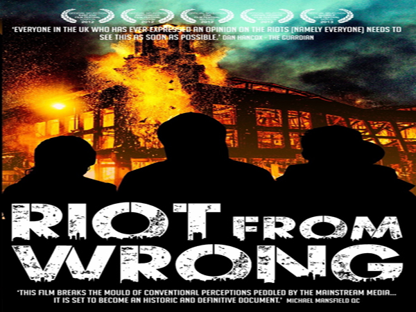 Riot From Wrong (Film)