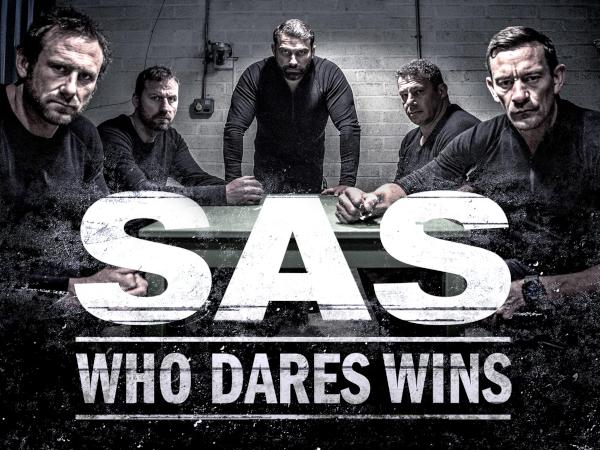 SAS: Who Dares Wins S1