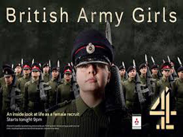 British Army Girls