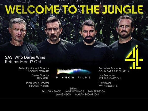 SAS: Who Dares Wins – Series 2