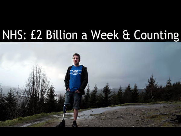 NHS £2 Billion a Week and Counting