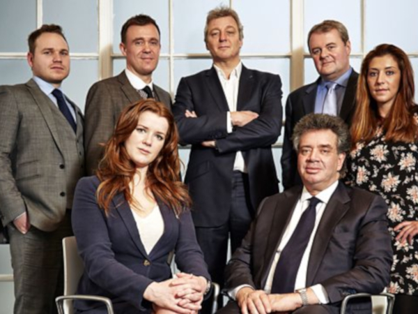 Under Offer: Estate Agents on the Job