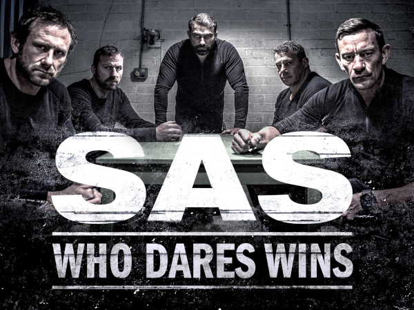 SAS: Who Dares Wins – S1